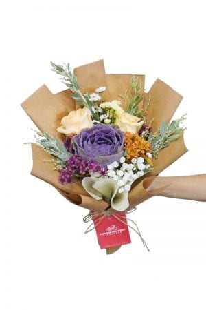 Birthday Flower Singapore Free Same Day Delivery Flowers And Kisses